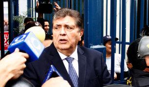 Según El Comercio, amplían investigación preliminar a Alan García por caso Metro de Lima
