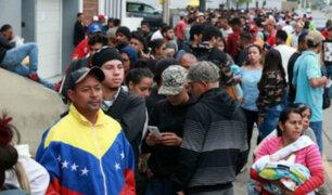 Migraciones activa nuevo local en Lima Norte para entrega de PTP a venezolanos