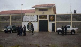 Penal de Challapalca: tres agentes del INPE continúan como rehenes de internos