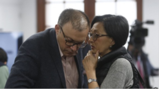 Poder Judicial dicta 36 meses de prisión preventiva contra Ana Herz y Pier Figari