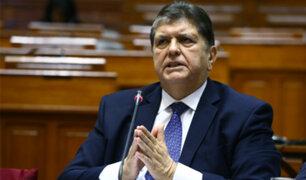 Caso Alan García: según constitucionalistas, Perú debe acatar respuesta de Uruguay