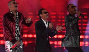 EE.UU: se celebró la gala número 19 de los Grammy Latinos