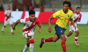 Selección Peruana: reacciones de los hinchas tras derrota ante Ecuador