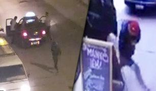 Delincuentes armados asaltan restaurante en Huaraz