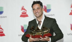 Jorge Drexler se impuso en los Grammy Latinos