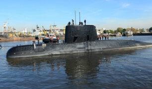 Argentina: hallan submarino que desapareció hace un año con 44 tripulantes a bordo