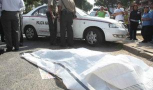 Independencia: técnico de la FAP habría abatido a delincuente que intentó robarle