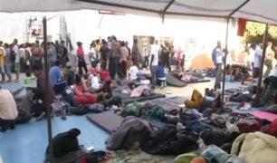 Tijuana: alcalde amenaza con expulsar a migrantes de 'caravana centroamericana'