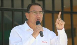 Caso Conirsa: fiscalización cita a hermano de Martín Vizcarra