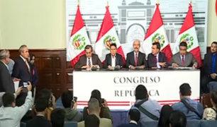 Partido aprista se pronunció sobre situación del expresidente Alan García