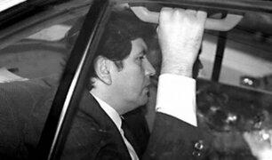 Alan García solicitó asilo político a Colombia en 1992