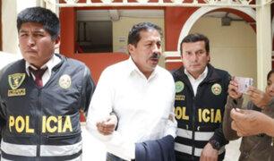 Puno: detienen a exalcalde acusado por el delito de peculado