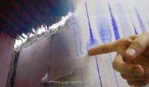 Sismo de 5,7 grados en Áncash deja 19 personas heridas