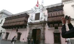 """Cancillería:  Vizcarra expresa """"apoyo y solidaridad"""" hacia Ecuador frente a actos de violencia"""