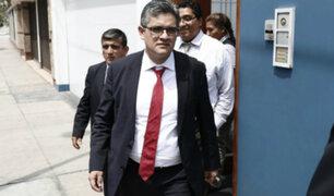 Fiscalía de Moquegua abre indagación preliminar contra Domingo Pérez