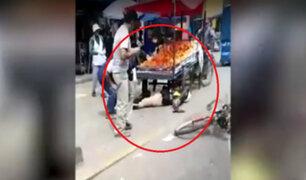 Balacera en el Rímac: capturan a sujetos que habrían asesinado a dos policías