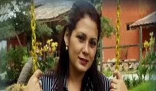 Familia pide ayuda para encontrar a joven desaparecida en Cajamarca