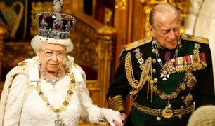 Reino Unido: la reina Isabel II y el duque de Edimburgo cumplen 71 años de casados