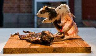 Suecia: Cuy peruano se exhibe en 'Museo de la Comida Asquerosa'