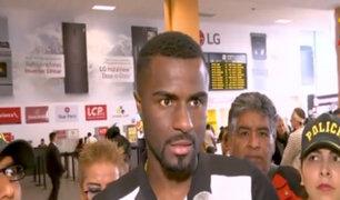 Seleccionados hablan tras derrota frente a Costa Rica
