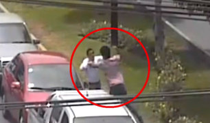 Hijo de veterinario golpeado brutalmente en La Molina exige justicia