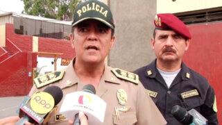 General Gastón Rodríguez aclaró que no todos los policías pueden usar chaleco antibalas