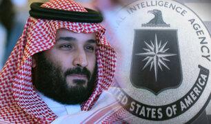 CIA tendría prueba que el príncipe heredero saudí ordenó asesinato de periodista
