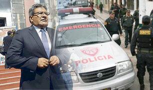 Tacna: en megaopertivo detienen a alcalde provincial, ex alcalde y candidato a gobernador