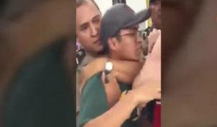 Barranco: policías detuvieron a jóvenes que ayudaron a capturar a delincuentes