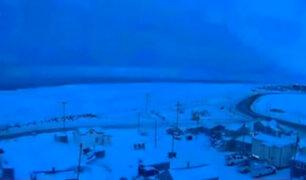 EE.UU: ciudad de Alaska no verá el sol hasta enero