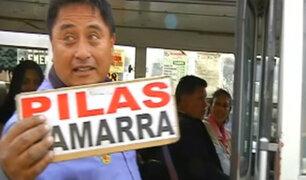 ¿Camote, Lechón o Pilas? conozca los curiosos nombres de paraderos en Lima