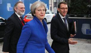 Parlamento británico rechaza por tercera vez salida del Reino Unido de la Unión Europea