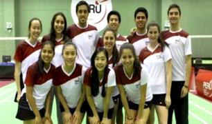 Perú ganó medalla de oro en Sudamericano de Badminton
