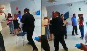 Chiclayo: médico que trató de agredir a paciente sería denunciado por Defensoría del Pueblo