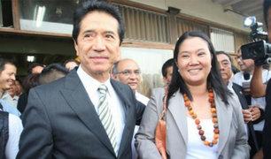 Congresistas opinaron sobre últimas declaraciones de Jaime Yoshiyama