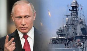Alerta Mundial: crece tensión entre Rusia y Ucrania