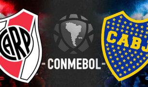 Final de Copa Libertadores entre River y Boca no se jugará en Argentina, anuncia Conmebol
