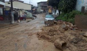 Colombia: inundaciones dejan cientos de afectados