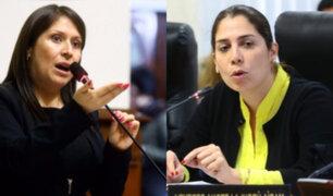 Yeni Vilcatoma solicitó que Úrsula Letona sea expulsada de Fuerza Popular