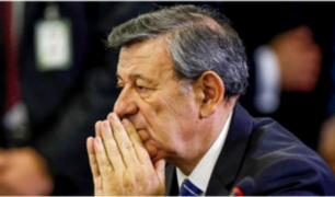 """Canciller de Uruguay considera """"difícil"""" la decisión sobre asilo a Alan García"""