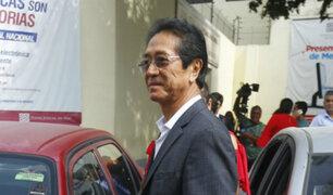 Congresistas opinaron sobre posible orden de captura internacional contra Jaime Yoshiyama