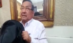 Chiclayo: médico acusado de maltratar a paciente agredió a reportera
