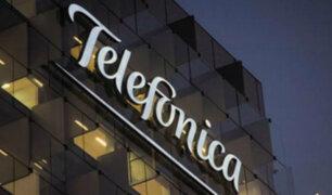 Telefónica lanza 'plan de bajas incentivadas' para sus empleados