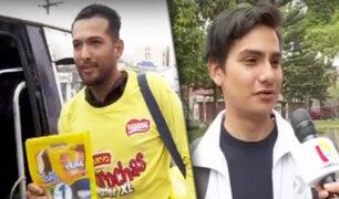 Refugiados en el Perú: activistas venezolanos se ganan la vida trabajando honestamente