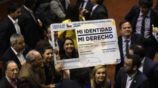 Chile: aprueban ley que permite cambio de sexo registral desde los 14 años