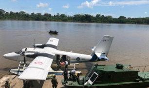 Loreto: tres miembros de la Marina resultaron heridos tras ataque a lancha patrullera