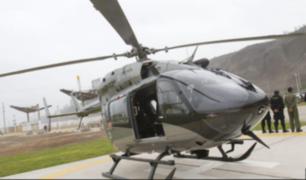 Inauguran primer helipuerto en la Costa Verde para atender emergencias