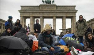 Alemania: ofrecen más de 2 mil euros a refugiados para que se regresen a su país