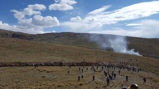 Cusco: enfrentamiento entre comunidades deja un muerto al menos 30 heridos