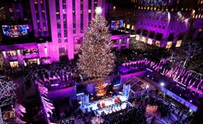 Espíritu de la Navidad ya se vive en diferentes partes del mundo